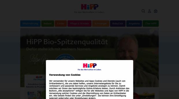 hipp.de