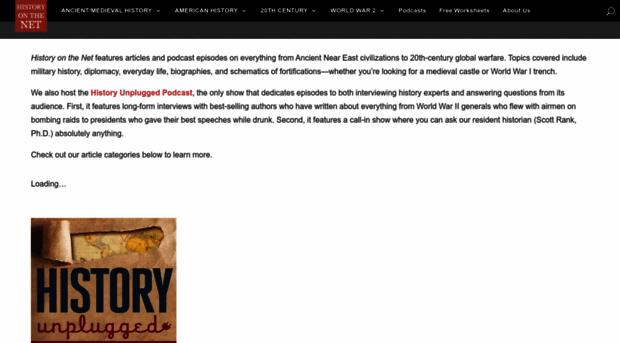 historyonthenet.com