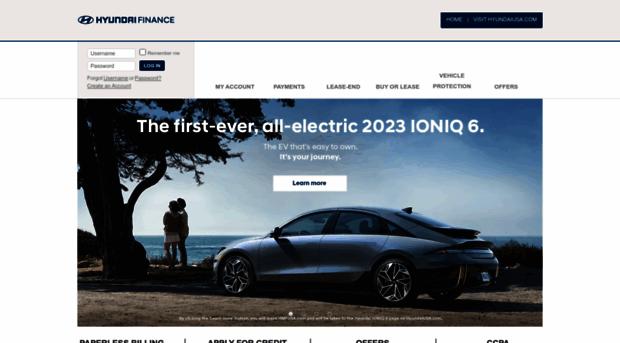 Hyundai Motor Finance