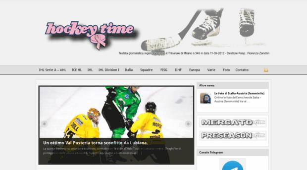 hockeytime.net