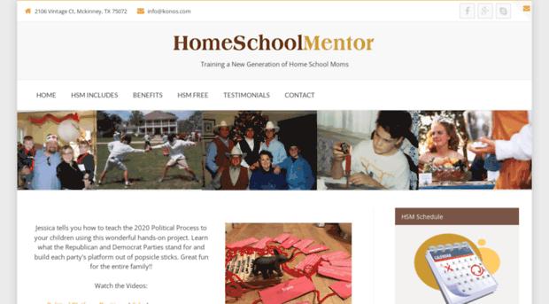 homeschoolmentor.com