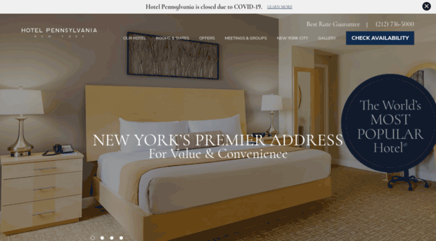 hotelpenn.com
