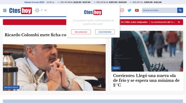 hoycorrientes.com