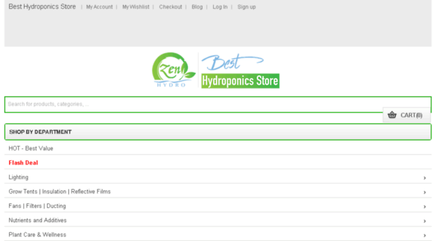 hpsgrowlightstore.com