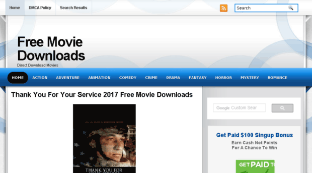 free direct download movies without membership