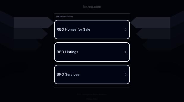 iasreo.com