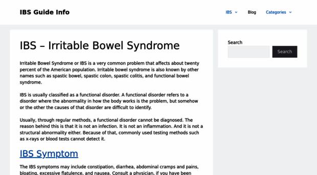 ibs-guide.info