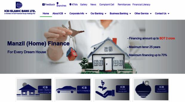 internship report on icb islamic bank