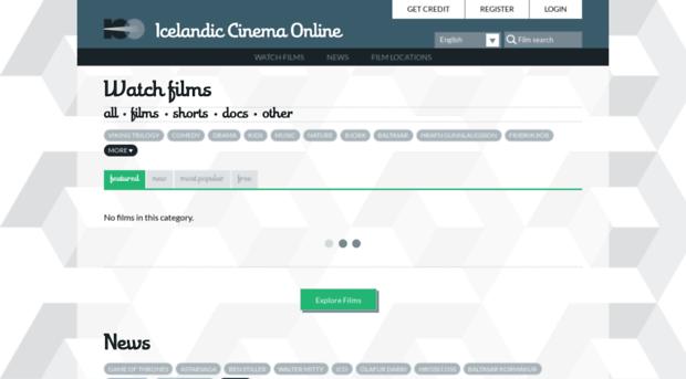 icelandiccinema.com