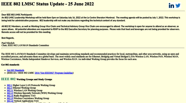 project 802 lan standards Ieee project 80211az - standard for information technology - telecommunications and information exchange between systems local and metropolitan area networks - specific requirements part 11: wireless lan medium access control (mac) and physical layer (phy) specifications - enhancements for positioning.