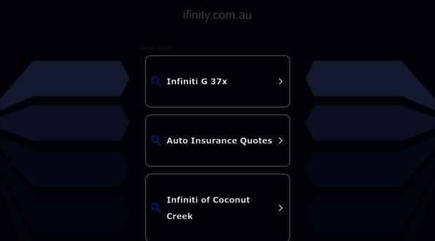 ifinity.com.au