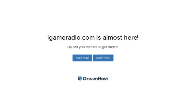 igameradio.com