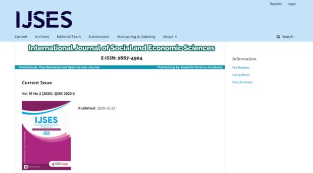 ijses.org