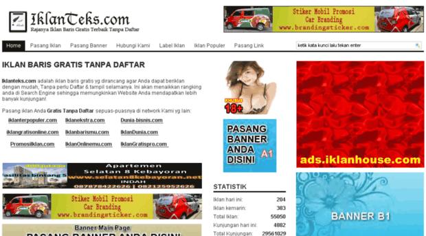 iklanteks.com