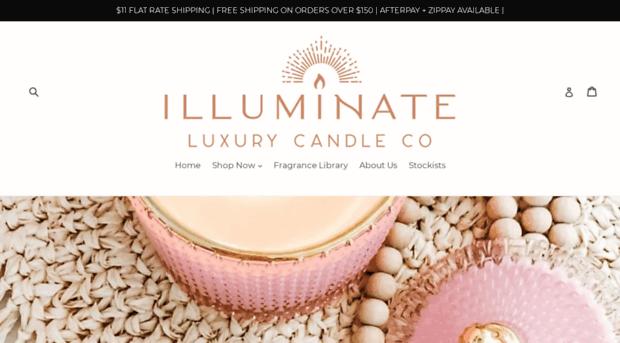 illuminateluxurycandleco.com.au