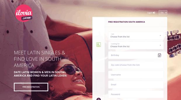Beste gratis Latin dating site