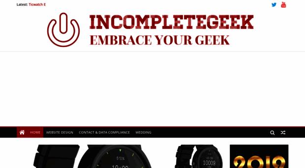 incompletegeek.co.uk