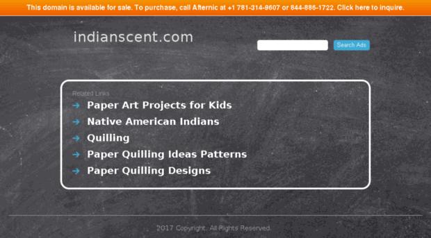 indianscent.com