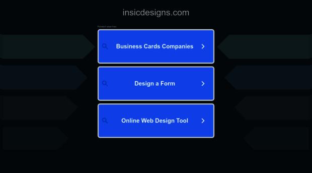 insicdesigns.com