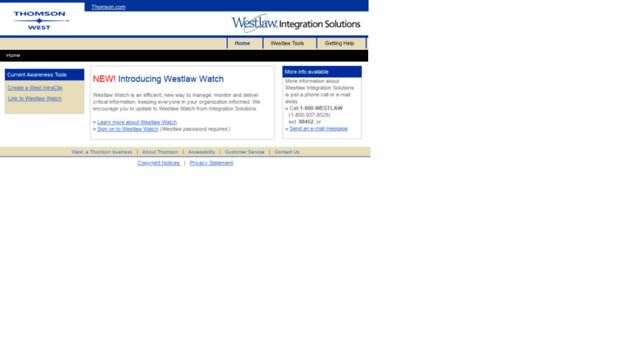 integrationsolutions.westlaw.com