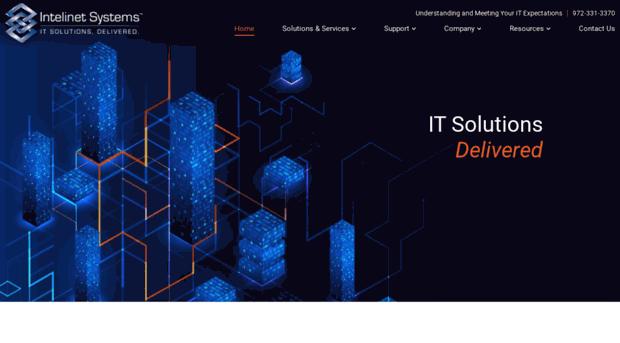 intelinetsystems.com