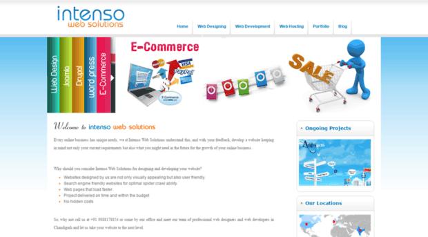 intensowebsolutions.com