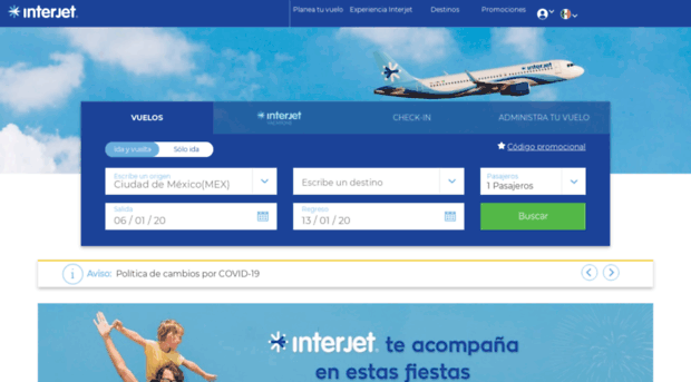 interjet.com.mx