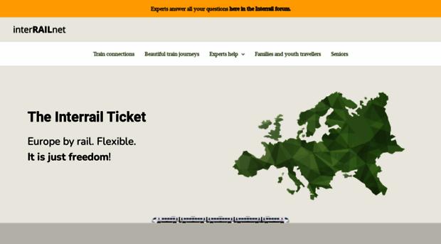 interrail.net