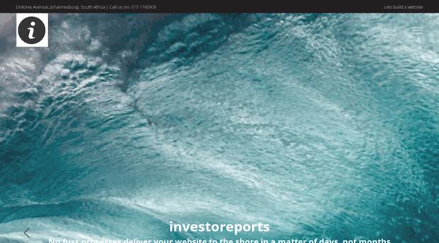 investoreports.com