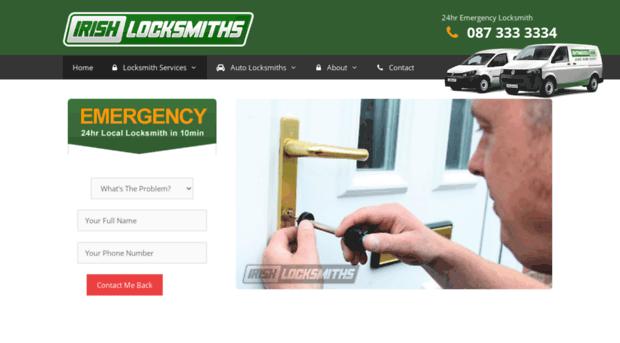 irishlocksmiths.ie
