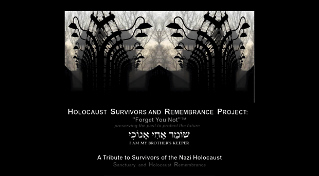 holocaust remebrance essay