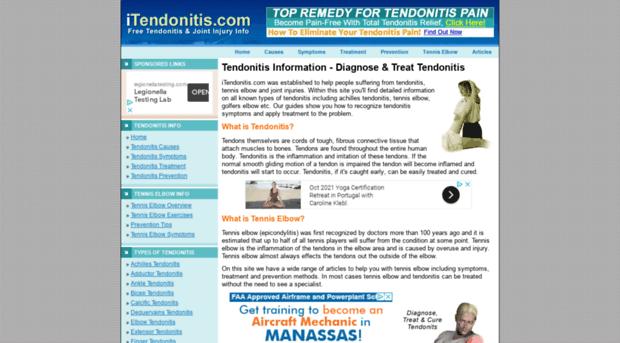 itendonitis.com