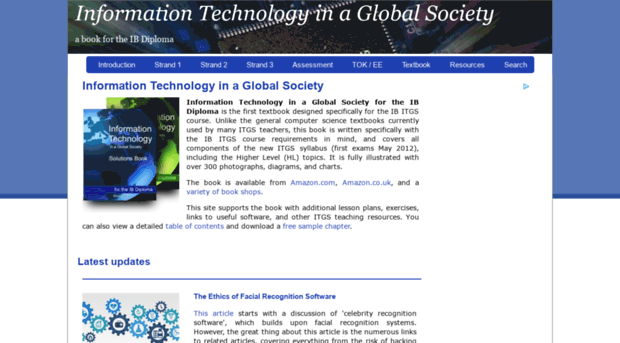 introduction of information technology and society Introduction to computer information systems introduction to computer information computer technology computers also benefit society with the.