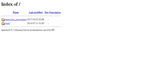 itrackmine.com