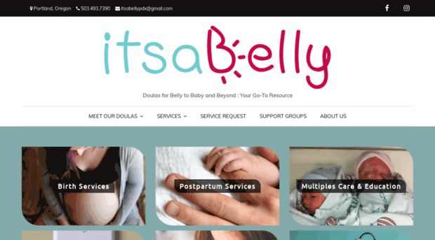 itsabelly.com
