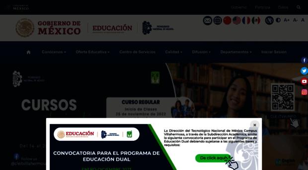 itvillahermosa.edu.mx