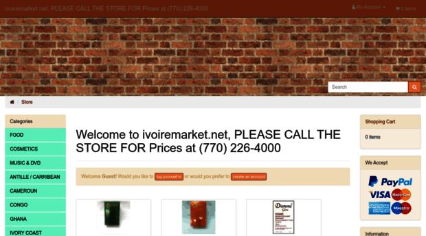 ivoiremarket.net