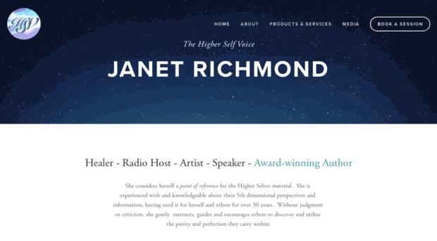 janetrichmond.com