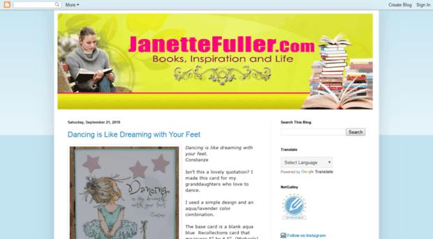 janettefuller.blogspot.com
