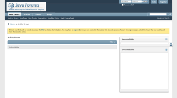 java-forums.org