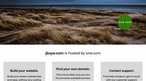 jboye.com