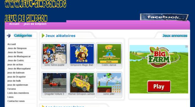jeux-simpson.org