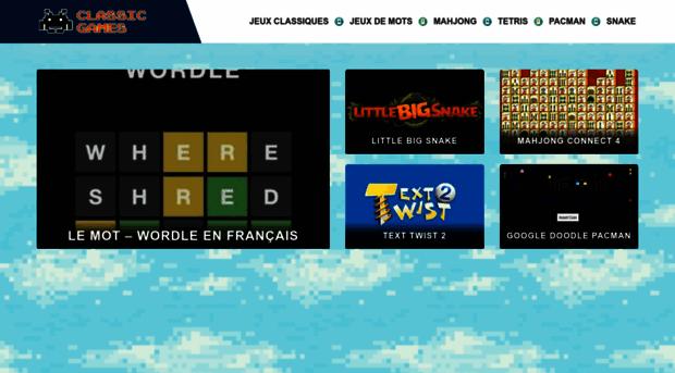 jeuxclassiques.com