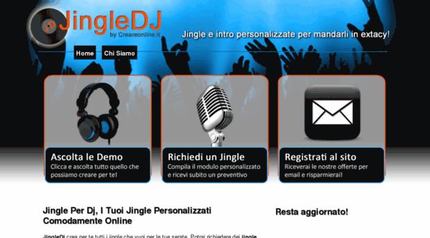 Creare jingle online gratis