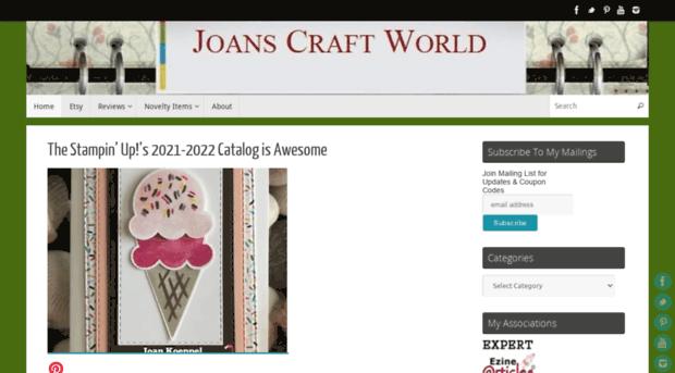 joanscraftworld.com