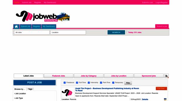 jobwebrwanda.com