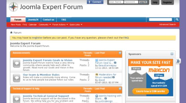 joomla experts