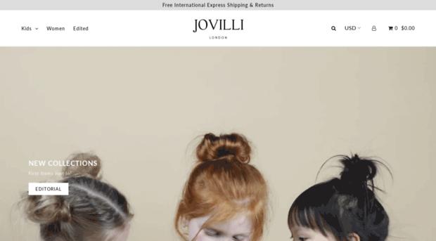 jovilli.com
