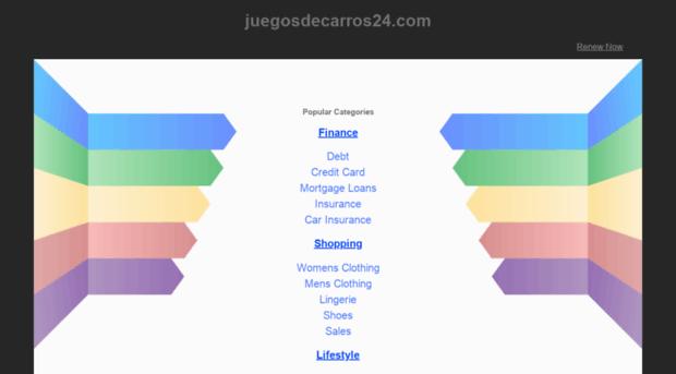 juegosdecarros24.com