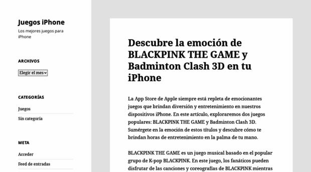 juegosiphone.org